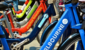 Bike Share in New Orleans