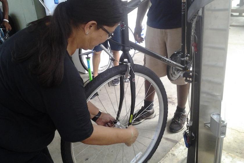Bike Safety and Maintenance Workshop