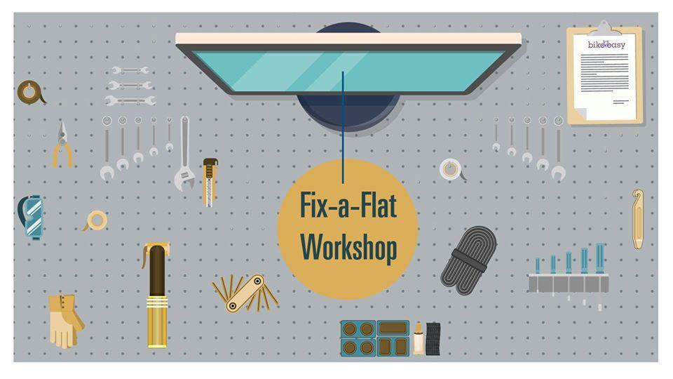 Fix-A-Flat Virtual Workshop