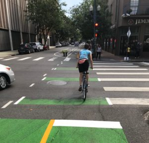 New Orleans needs Protected Bikeways in the CBD – Sign our petition with the New Orleans Complete Streets Coalition