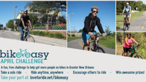 The 2021 Bike Easy April Challenge Is HERE!