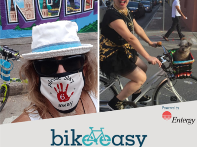 Get Moving for the Bike Easy April Challenge!