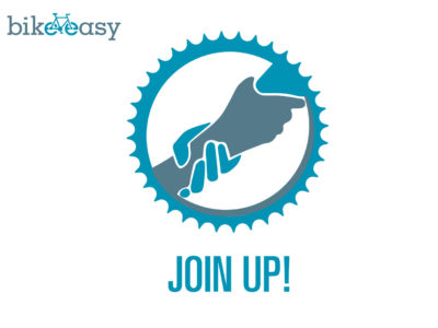 Are you going to #JoinUp with Bike Easy?
