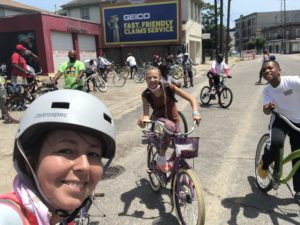 Exploring New Grounds – Helping Lead a Community Ride for Fellowship Sundays