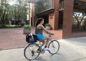 Biking Back To School!